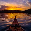 Kayak to St Catherine by Gary Power