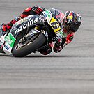Stefan Bradl at Circuit Of The Americas 2014 by corsefoto