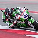 Scott Redding at Circuit Of The Americas 2014 by corsefoto