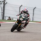 Broc Parkes at Circuit Of The Americas 2014 by corsefoto