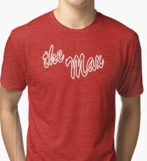 The Max - Saved by the bell Tri-blend T-Shirt