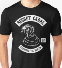 Secret Cabal GP Cabalist Slim Fit T-Shirt