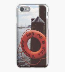 Annapolis Harbor iPhone Case/Skin