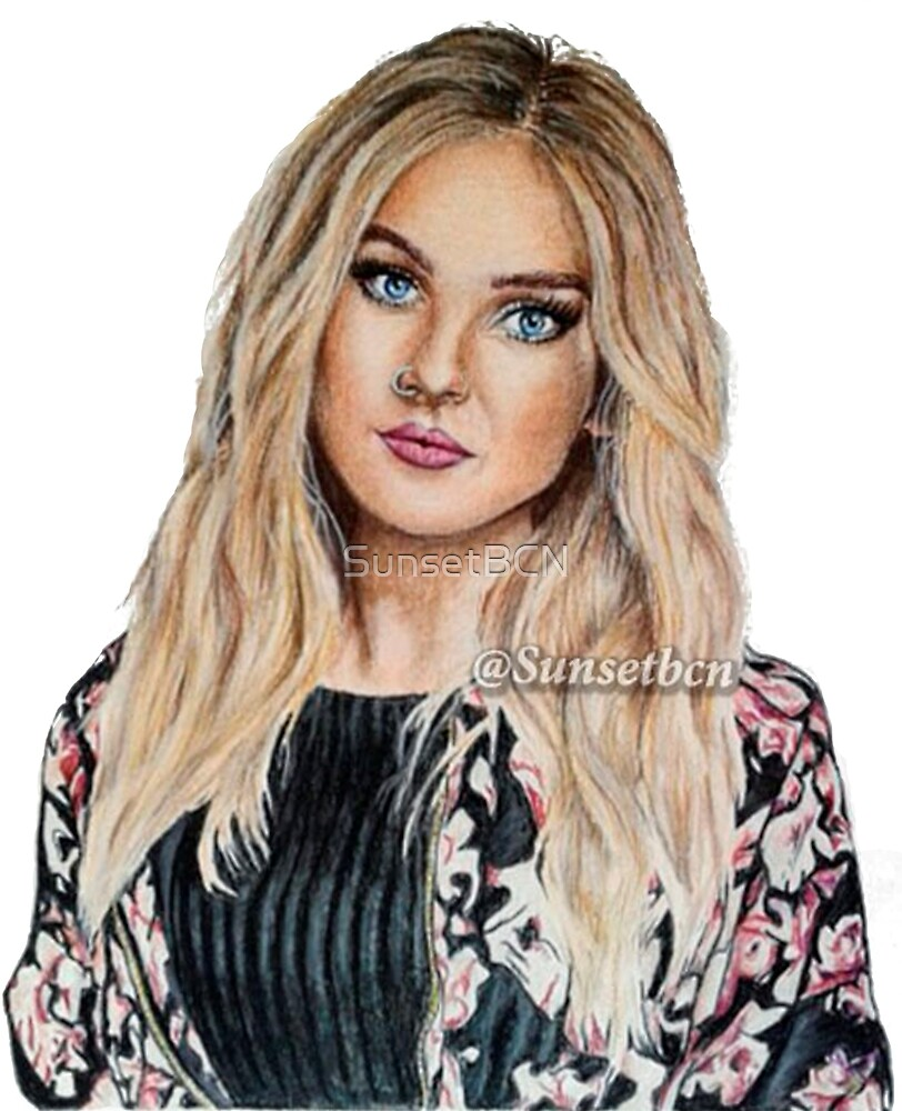 Perrie Edwards by SunsetBCN