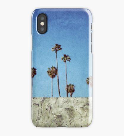 Bluff Palms iPhone Case/Skin