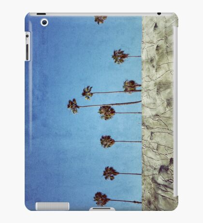 Bluff Palms iPad Case/Skin