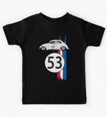 VW Beetle Herbie Kids Tee