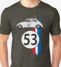 VW Beetle Herbie Unisex T-Shirt