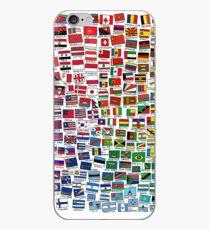 Vinilo o funda para iPhone Banderas del mundo