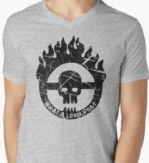 Max, Take The Wheel Men's V-Neck T-Shirt