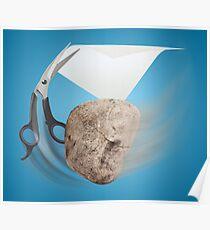 Rock, Paper, Scissors Poster