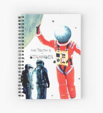Space Odyssey Montage 2 Spiral Notebook