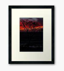 Dooms Day  Framed Print