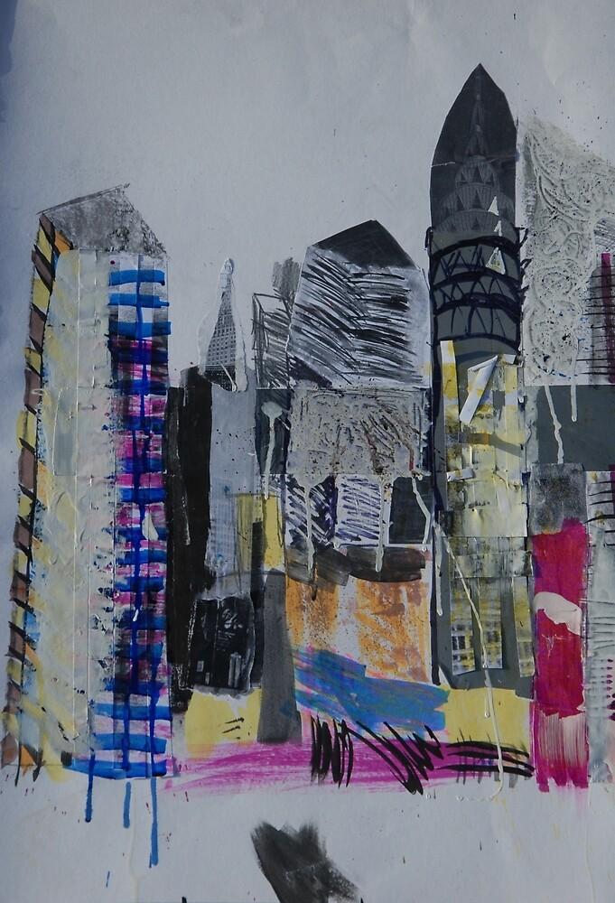 New york by Chloe Corbett