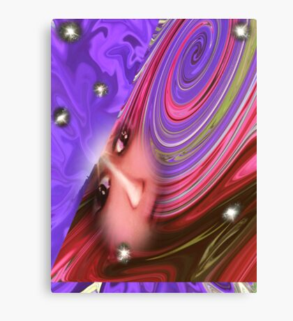 Embracing your Inner Self Canvas Print