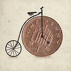 Penny Farthing by digsy