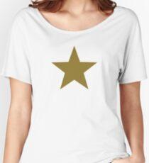 FIVE STAR, Gold, Winner, Best, Hero, Chef, Team, Award,  Women's Relaxed Fit T-Shirt