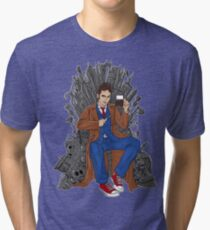 Throne of Time Tri-blend T-Shirt