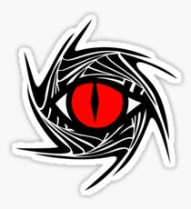 DRAGON EYE, Magic, Mystical, Fantasy Sticker