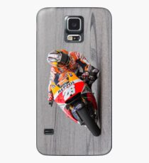 Dani Pedrosa at Circuit Of The Americas 2014 Case/Skin for Samsung Galaxy