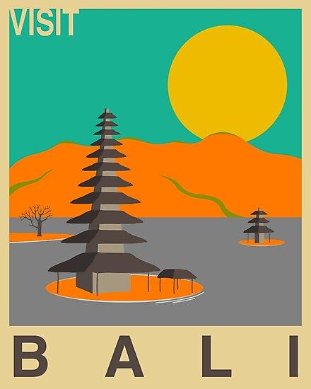 Visit Bali by FinlayMcNevin