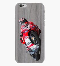 Andrea Dovizioso at Circuit Of The Americas 2014 iPhone Case