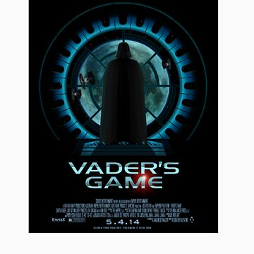 Vader's Game (sticker) by RebelArts