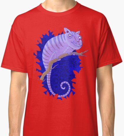 Cheshire Cat Chameleon Classic T-Shirt