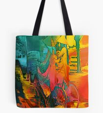 Escaping the Heat Tote Bag