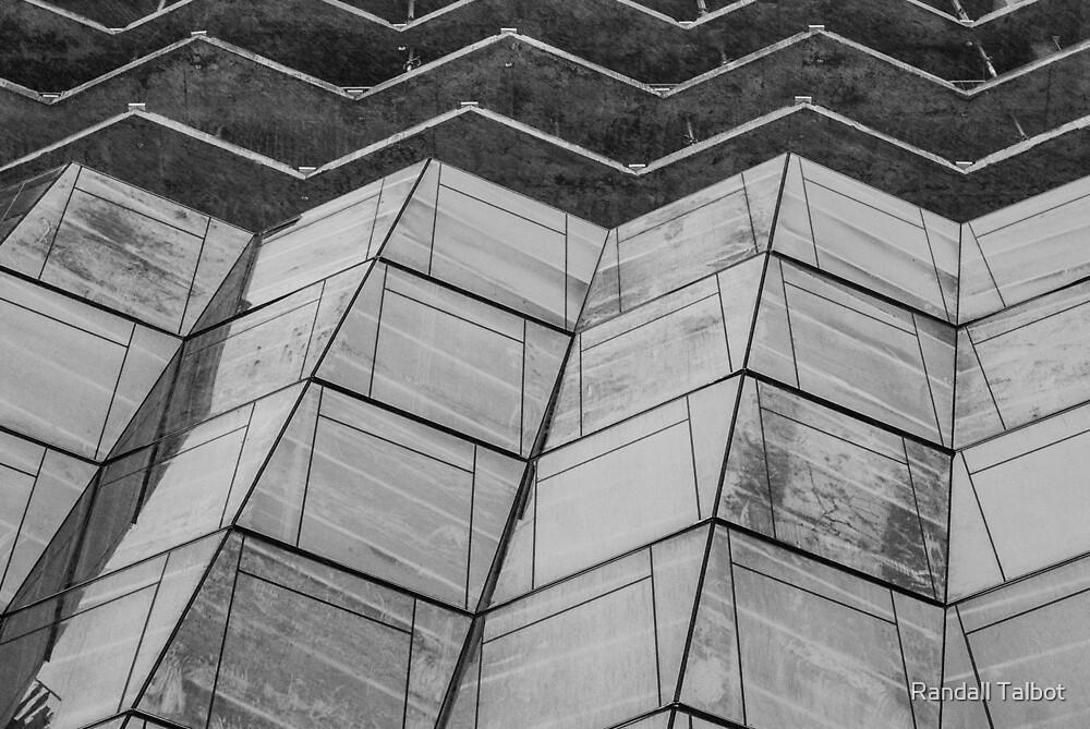 Diagonally Inclined by Randall Talbot