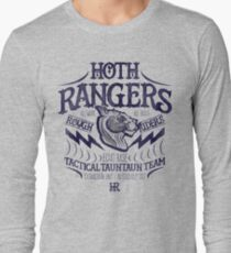 Hoth Rangers! Long Sleeve T-Shirt