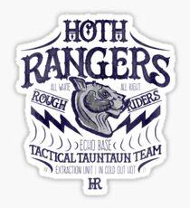 Hoth Rangers! Sticker