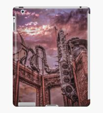 Sax in Manchester iPad Case/Skin