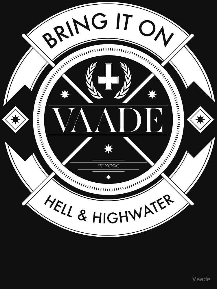 Vaade Crest by Vaade