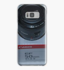 Canon 50mm 1.8 Samsung Galaxy Case/Skin