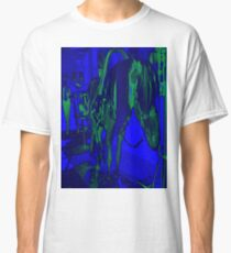 Horse and carriage e03 Classic T-Shirt
