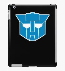 Transformers - Wreckers Logo iPad Case/Skin