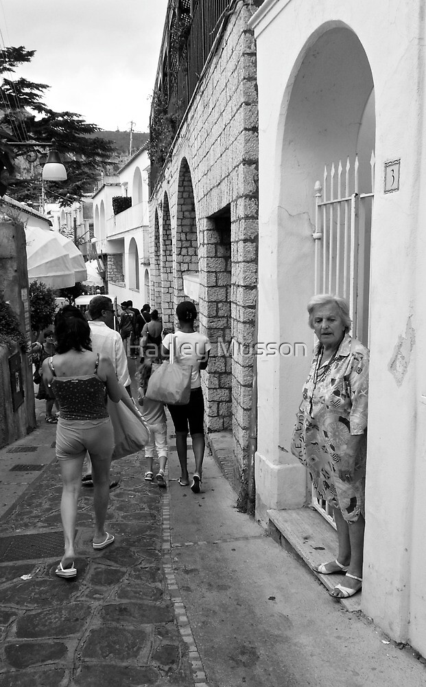 Capri (1) by Hayley Musson