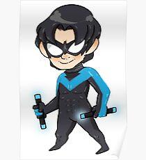 DC Comics || Dick Grayson/Nightwing Poster