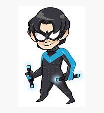 DC Comics || Dick Grayson/Nightwing Photographic Print