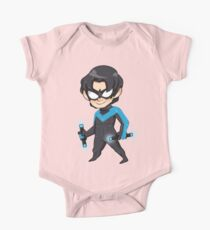 DC Comics || Dick Grayson/Nightwing One Piece - Short Sleeve