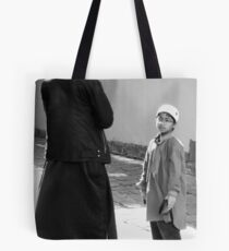 Minding Dad's Wallet Tote Bag