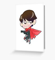 Young Avengers || Wiccan Greeting Card