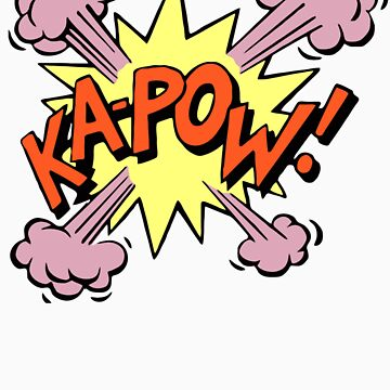 KAPOW! by bootloop