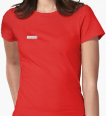 XANAX 4 UR TROUBLES Womens Fitted T-Shirt
