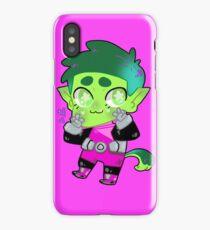 Teen Titans    Beast Boy iPhone Case/Skin
