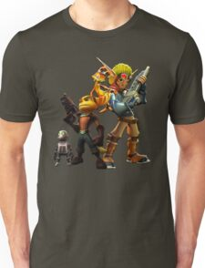 Jak & Dexter and Ratchet & Clank Unisex T-Shirt