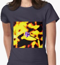 Fract-Mor Womens Fitted T-Shirt