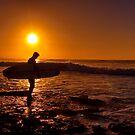 """Dawn Surfer"" by Phil Thomson IPA"