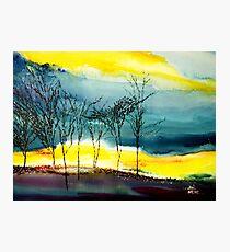 Sunset 2 Photographic Print